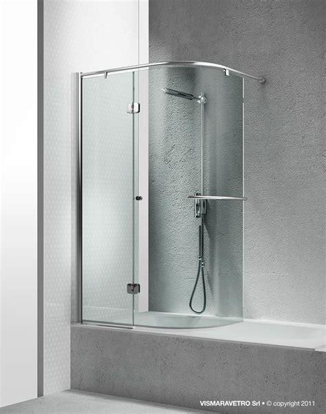 badewannen duschwand glas badewannen duschwand aus geh 228 rtetem glas replay sr by