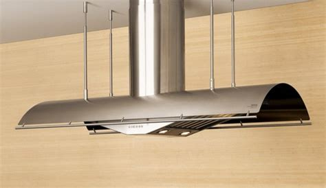 kitchen island exhaust hoods zephyr trapeze 48 quot island stainless steel contemporary range hoods and vents other
