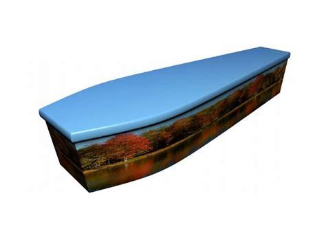 Wooden Coffin wooden coffin autumn 4041 greenfield coffins