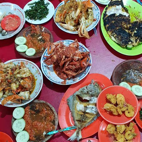 masakan indonesia berbahan dasar seafood