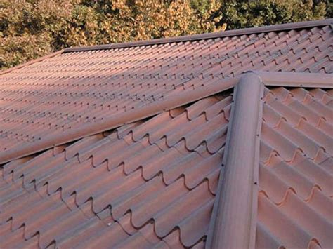 Metal Roof Tiles Terra Tile Product Information