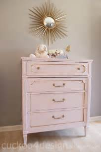 How To Paint And Distress Furniture Shabby Chic by Diy Pink Distressed Dresser Room 4 Interiors