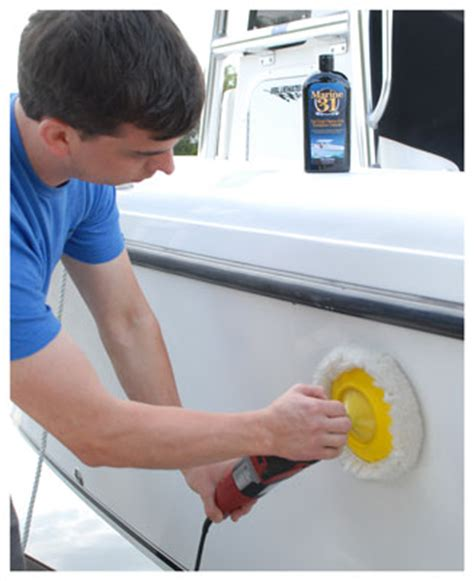 boat cleaner for oxidation marine 31 gel coat heavy cut oxidation cleaner fiberglass
