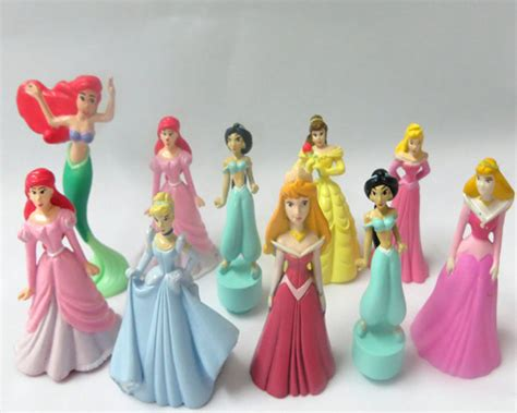Figure Princess princess figure toys snow white merida mulan