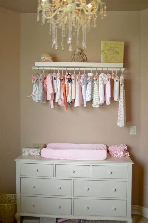 closet alternatives for hanging clothes best 25 baby clothes storage ideas on pinterest