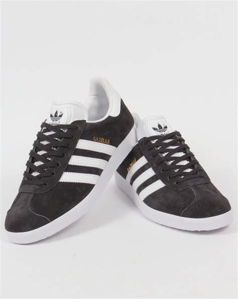 Adidas Gazelle Suede Grey adidas gazelle trainers grey white originals suede
