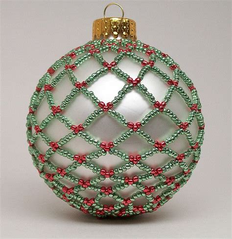6009 best beading christmas ornaments jewelery images on