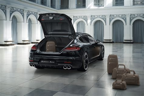 porsche exclusive series ultra luxurious porsche panamera exclusive series costs