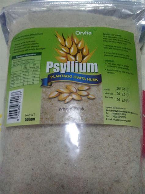 Cara Konsumsi Psyllium Husk psyllium husk untuk mereka yang ingin diet ainul mustafa