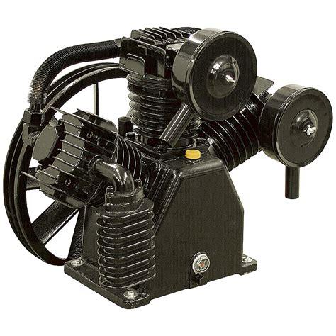 hp  stage compressor pump belt driven compressors