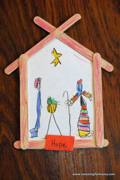 25 best ideas about nativity crafts on pinterest school