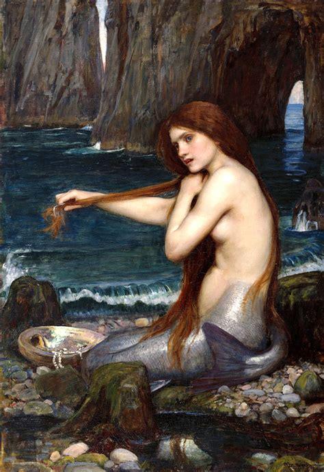 Las pinturas de mujeres de Waterhouse Pintura y Artistas