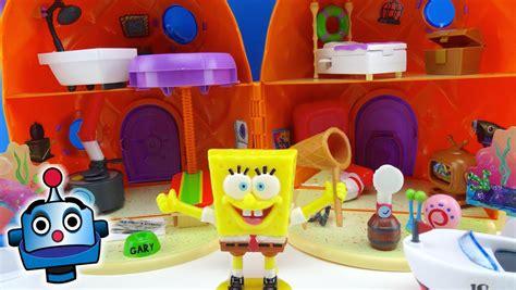 casa spongebob sponge bob pineapple house playset