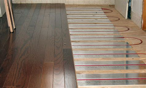 Radiant Floor Panels by Energy Efficient Heating Radiant Floor Installation From
