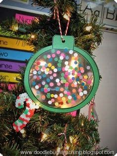 christmas ornaments with photos for third grade 1000 images about ideas for school on reindeer food emergent readers and