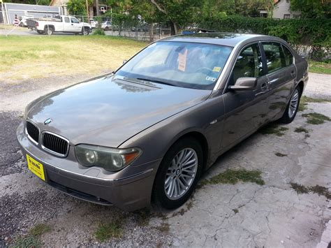2009 bmw 745li 2004 bmw 7 series pictures cargurus