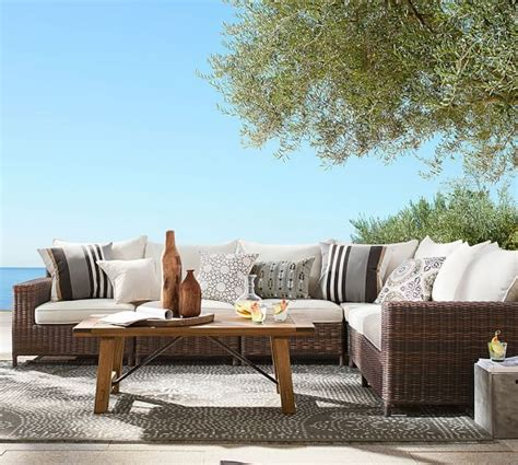 Patio Furniture Pottery Barn Sale Pottery Barn Outdoor Furniture Sale Save 30 On Outdoor