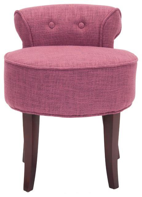 vanity chairs and benches safavieh georgia vanity stool transitional vanity