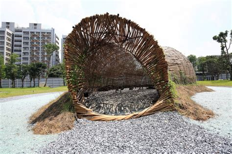 Bamboo Pavilion Taiwan
