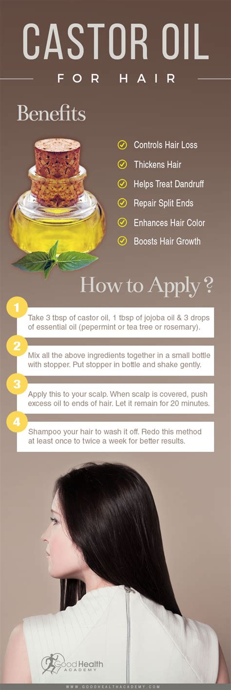 can castor oil be used on weavon castor oil for hair growth 2018 how to choose the