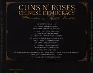 Kaos Band Rock Gnr Guns N Roses Democracy Gnr14 req guns n roses democracy quot alternative remix version quot downloads mygnrforum