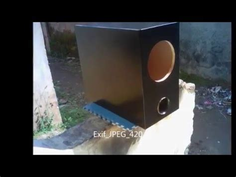 Speaker Aktif Box Subwoofer 12 cara membuat subwoofer 12 inch doovi