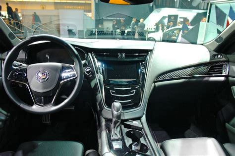 Cadillac Cts 2014 Interior by 2014 Cadillac Cts Front Interior Egmcartech