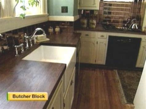 Butcher Block Kitchen Countertop by Butcher Block Countertop Kitchen Ideas
