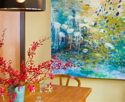 dining room painting ideas abstract painting ideas contemporary dining room