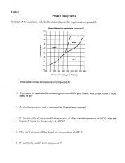 phase diagram worksheet 2 answers phase diagram worksheet 770 c 2 if you were to a