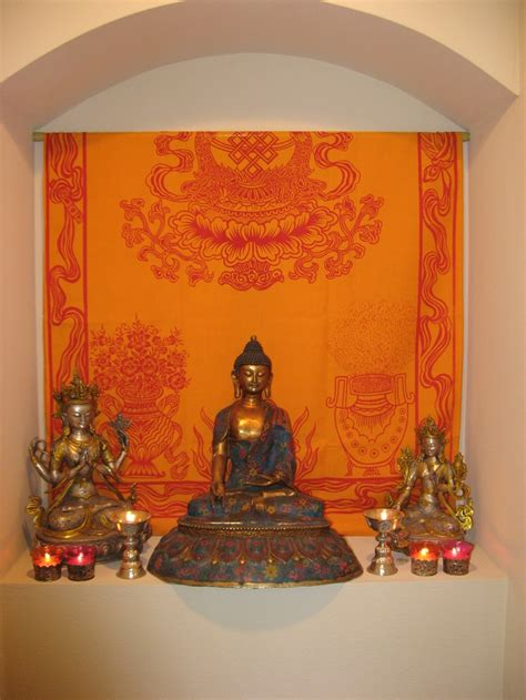 buddhist altar designs for home 17 best images about altars shrines and on