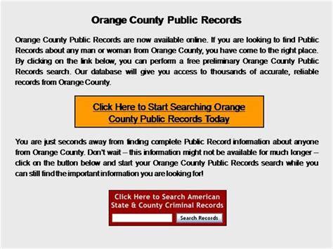 Orange County Property Records Search Orange County Records Authorstream