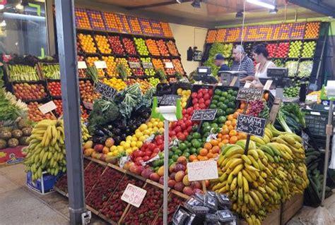 banco frutta e verdura banchi di frutta e verdura foto di mercado agricola