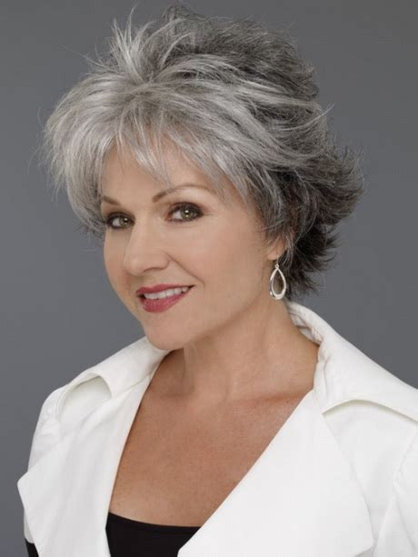 pictures of short hairstyles for women over 65 short hairstyles 65