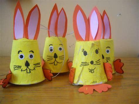 bicchieri di chagne coniglietti con bicchieri riciclati maestramaria
