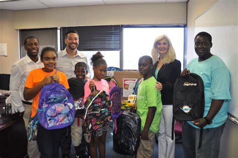Walmart Gift Card Donation Request - clerk comptroller s employees help students start school year with new supplies