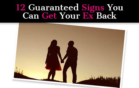 8 Signs You Are Finally Your Ex by 12 Guaranteed Signs You Can Get Your Ex Back