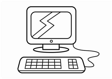 Apple Computer Coloring Pages | apple computer coloring book free coloring pages free