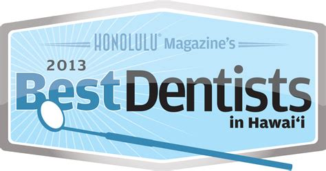 honolulu magazine best dentist ceremony