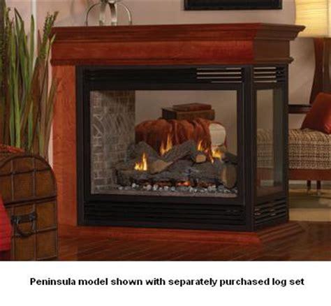 Propane Direct Vent Fireplace by Empire Tahoe Premium Direct Vent Propane Peninsula