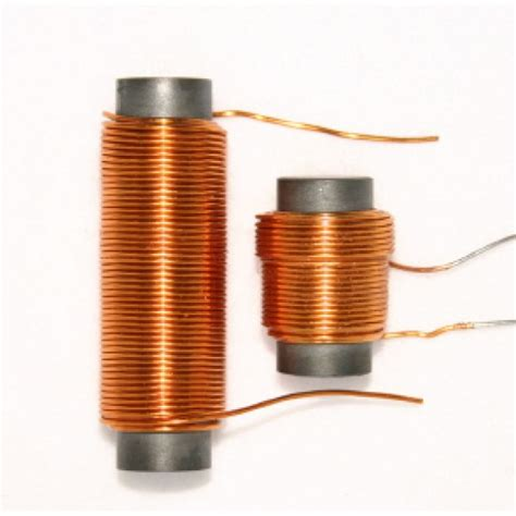 electrical inductor audio crossover inductor 6 01mh 7 00mh hp071 from falcon acoustics the leading supplier of