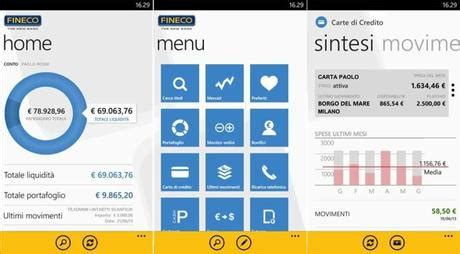 fineco gruppo unicredit l app ufficiale di fineco bank disponibile per windows