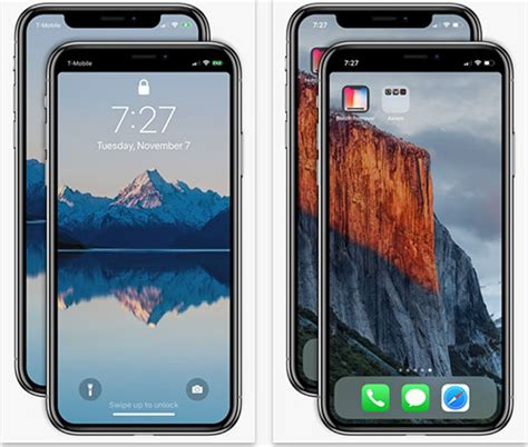 notch remover app soll das sensorgeh 228 use des iphone x verstecken iphone ticker de