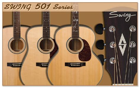 swing acoustic guitar swing guitars products acoustic guitars 501j