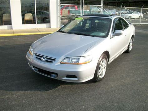 buy used 2002 honda accord ex coupe 2 door 3 0l in beckley