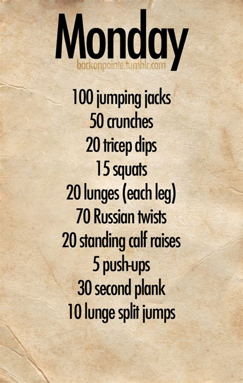 fit firm daily workout plan domesticated momma