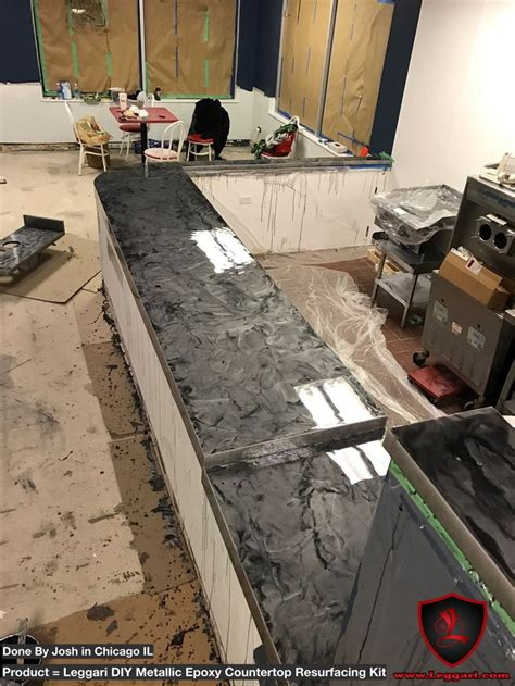 Epoxy Paint For Laminate Countertops by 17 Best Ideas About Resurface Countertops On Paint Laminate Countertops Painting