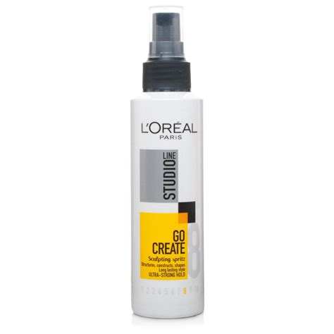 L Oreal Studio studio line fixing spritz 163 3 75 chemist direct
