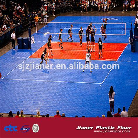 Karpet Volly antiskid flooring court floor mat buy flooring