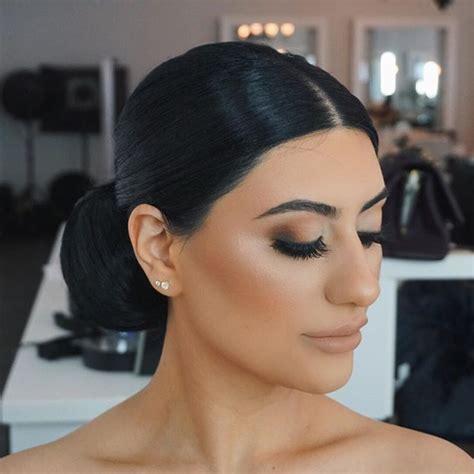 Wedding Hair Sleek Updos by Wedding Hair Sleek 25 Best Ideas About Sleek Updo On